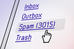 Spam-Mail
